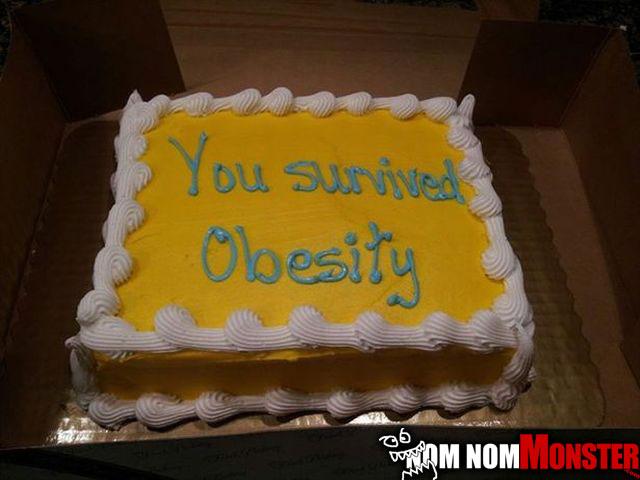 obesity-cake