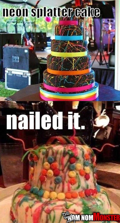 neon-cake