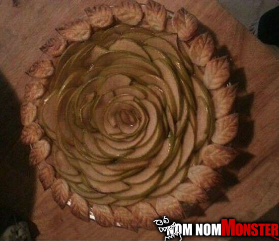 rose-apple-pie