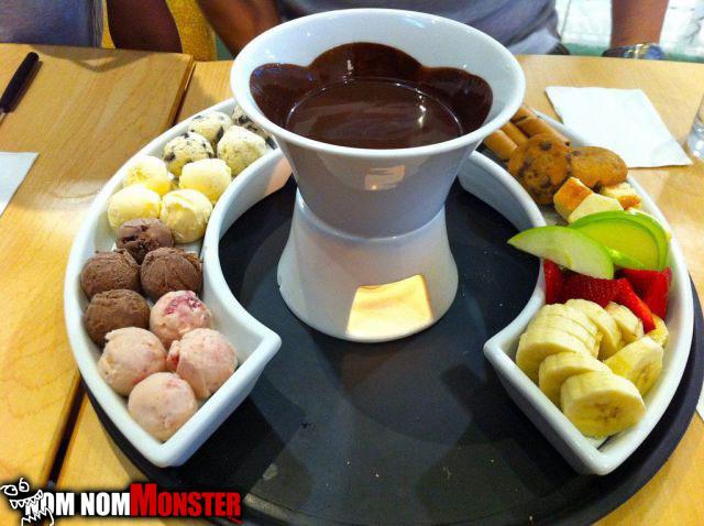 heaven-fondue