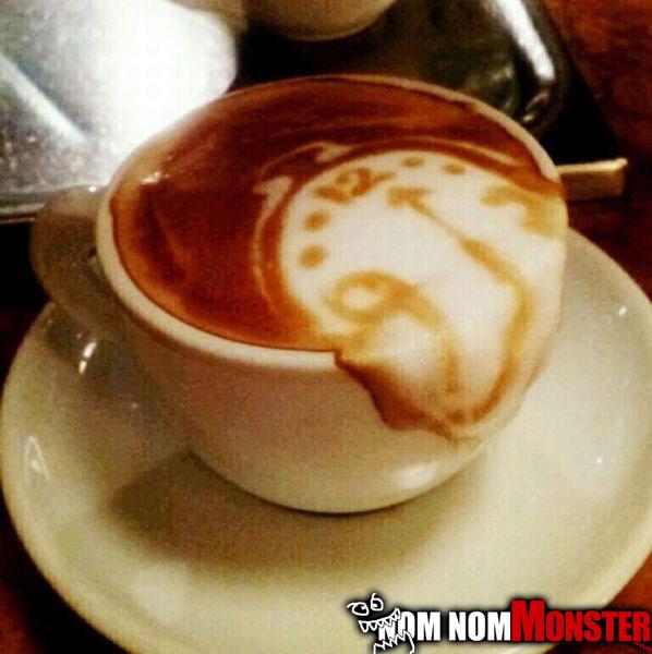 dali-latte