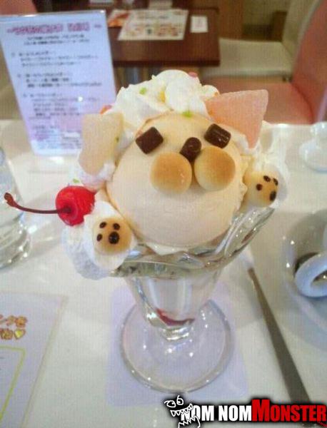 puppy-sundae