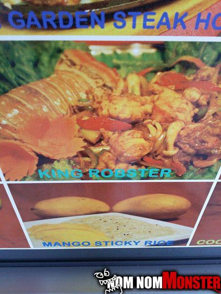king-robster