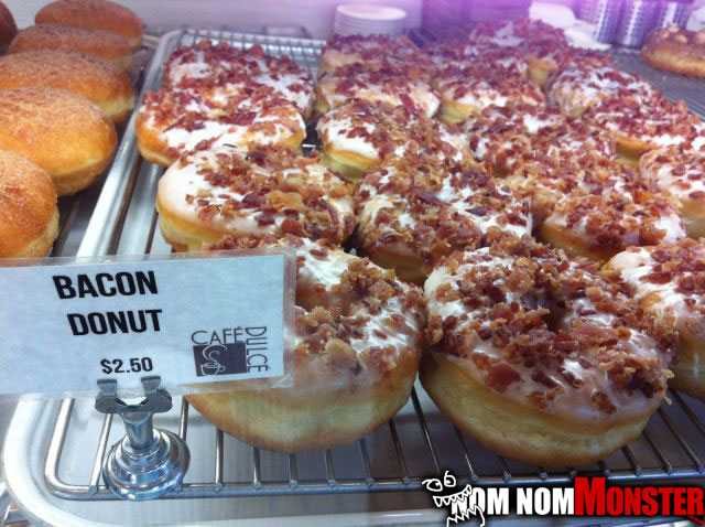 bacon-doughnut
