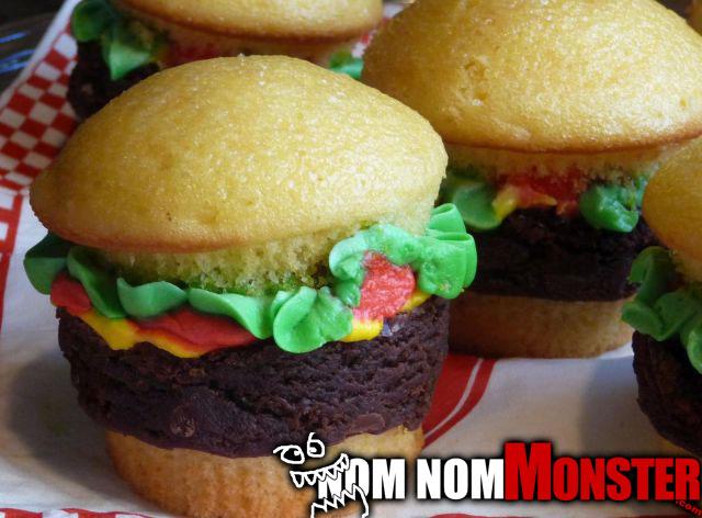 cupcake-burgers