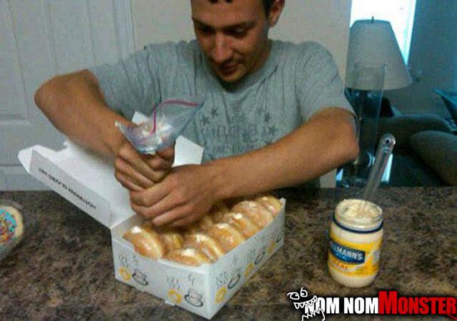 mayo-doughnuts